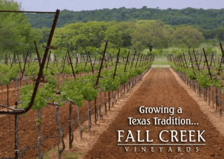 Fall Creek Vineyards at Tow