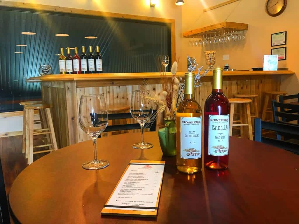 Stoneledge Winery & Vineyard